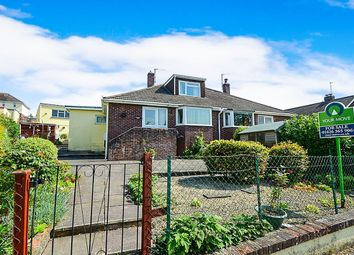 Thumbnail 3 bed bungalow for sale in Applegarth Close, Newton Abbot