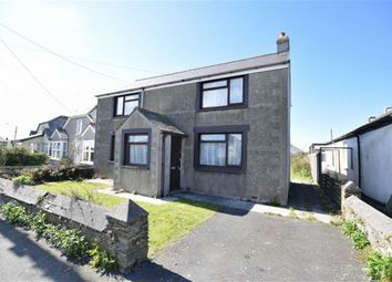 Thumbnail 3 bed detached house for sale in Bossiney Road, Tintagel
