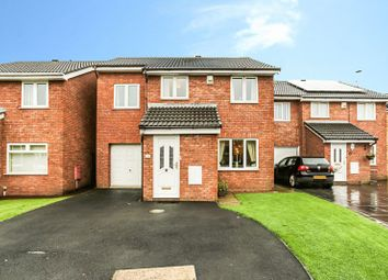 4 bed detached house for sale in 19 Duckworth Drive, Preston PR3