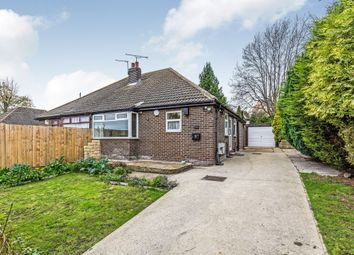 Thumbnail 2 bed semi-detached bungalow for sale in Swinnow Road, Pudsey