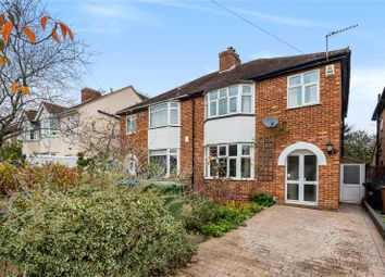 Thumbnail 3 bed semi-detached house for sale in Carlton Road, Oxford, Oxfordshire