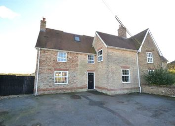 Thumbnail 5 bedroom semi-detached house for sale in Babergh Place Cottage, Lavenham Road, Great Waldingfield, Sudbury, Suffolk