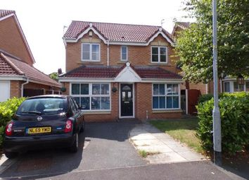 Thumbnail 4 bed detached house for sale in Maidstone Close, Halewood, Liverpool