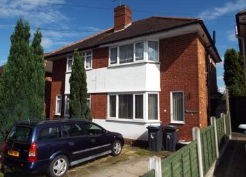 Thumbnail 2 bedroom semi-detached house for sale in Rockmead Avenue, Kingstanding, Birmingham, West Midlands