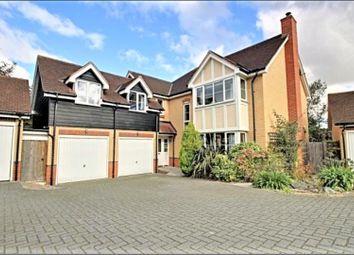 Thumbnail 5 bed detached house for sale in Ellis Close, Hoddesdon