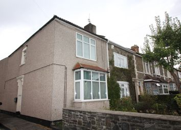 Thumbnail 1 bed flat for sale in Ridgeway Road, Bristol