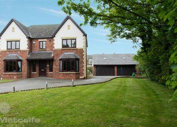 Thumbnail 5 bedroom detached house for sale in Tanpit Lane, Wigan, Lancashire