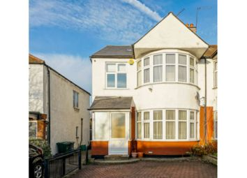 Thumbnail 4 bed semi-detached house for sale in Hillcourt Avenue, West Finchley