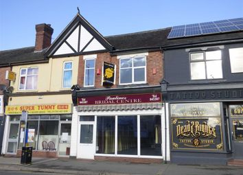 Thumbnail Retail premises for sale in City Road, Fenton, Stoke-On-Trent