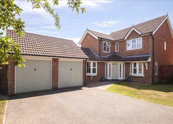 Atkinson Walk, Little Burton Farm, Kennington, Ashford, Kent TN24. 4 bed detached house