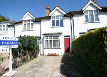 Thumbnail 2 bed terraced house for sale in Titian Avenue, Bushey Heath, Bushey