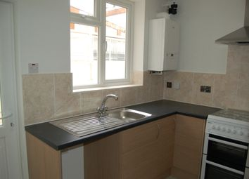 Thumbnail 3 bed terraced house to rent in St Pauls Road, Bedford