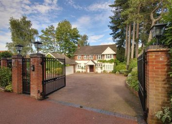 Thumbnail 5 bedroom detached house for sale in Totteridge Lane, Totteridge, London