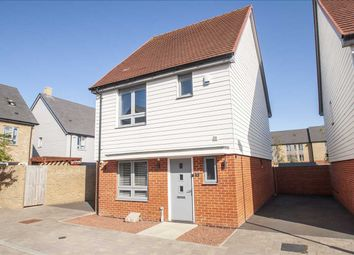 3 bed detached house for sale in Rupert Turrall Place, Repton Park, Ashford, Kent TN23
