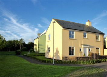Thumbnail 4 bed detached house for sale in Greenhill Road, Staddiscombe, Plymstock, Plymouth, Devon