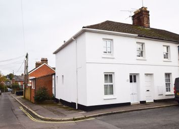 Thumbnail 3 bed end terrace house for sale in Spitalfields Road, Alton, Hampshire