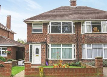 Thumbnail 3 bedroom semi-detached house for sale in Ely Road, Ipswich