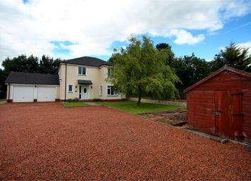 Thumbnail 4 bed detached house for sale in Hardthorn Villas, Dumfries