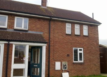 Thumbnail 3 bed terraced house to rent in Louisberg Road, Hemswell Cliff, Gainsborough, Lincolnshire
