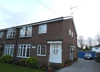Thumbnail 2 bed maisonette to rent in Chiswick Court, Burlington Road, Sherwood, Nottingham