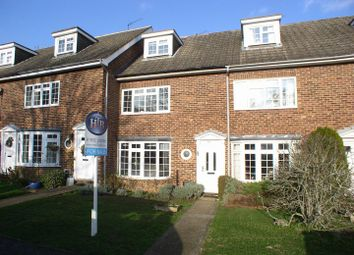 Thumbnail 4 bed town house for sale in Gainsborough Court, Walton-On-Thames
