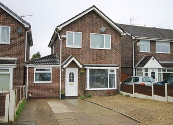 Thumbnail 4 bed detached house for sale in Winchester Avenue, Great Sankey, Warrington