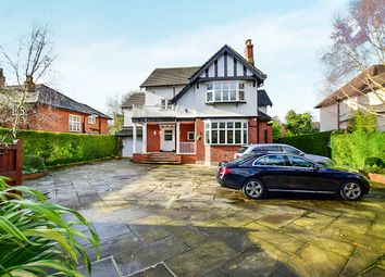 Thumbnail 6 bed detached house for sale in Bramhall Lane, Davenport, Stockport