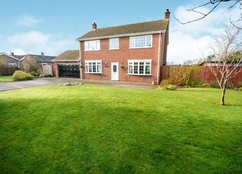 Thumbnail 4 bed detached house for sale in Chestnut Avenue, Bucknall, Woodhall Spa