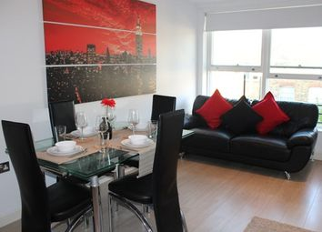 Thumbnail 2 bed flat to rent in Cannon Street Road, Shadwell