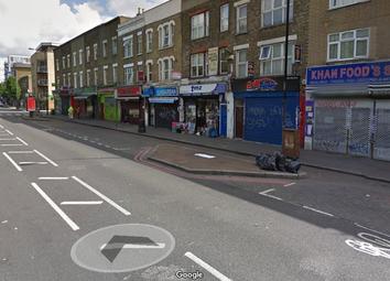Thumbnail Studio to rent in Burdett Road, London
