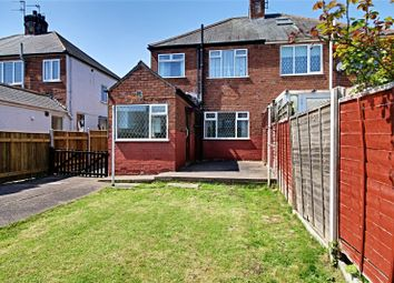 Thumbnail 3 bed semi-detached house for sale in Belgrave Drive, Hull, East Yorkshire