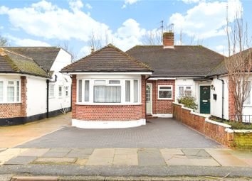 3 bed semi-detached bungalow for sale in Whitby Road, Ruislip, Middlesex HA4