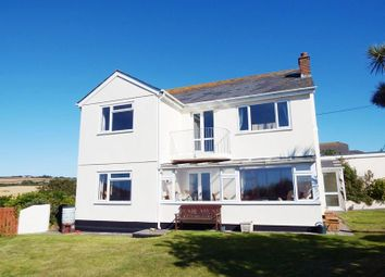 Thumbnail 4 bed detached house for sale in Ridgeway, Perranporth