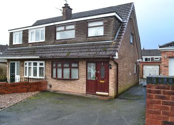 Thumbnail 3 bed semi-detached house to rent in Taylor Road, Hindley Green, Wigan