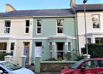 4 bed terraced house for sale in Reservoir Road, Hartley, Plymouth PL3