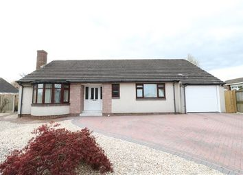 Thumbnail 3 bed bungalow for sale in Longlands Road, Carlisle, Cumbria
