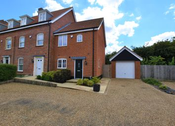 Thumbnail 2 bed terraced house for sale in Christophers Close, Northrepps, Cromer