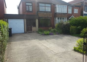 Thumbnail 3 bed semi-detached house to rent in Worrygoose Lane, Whiston, Rotherham
