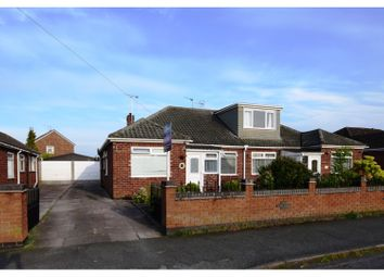 Thumbnail 3 bed bungalow for sale in Lingfield Drive, Crewe