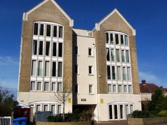 Thumbnail 2 bed flat to rent in Harbour Gate, Serpentine Road, Poole