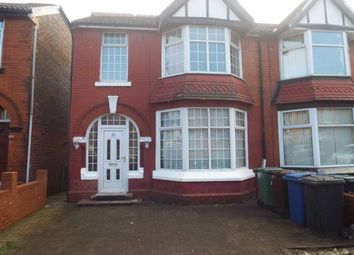 Thumbnail 3 bed semi-detached house to rent in 62, Richmond Ave, Prestwich