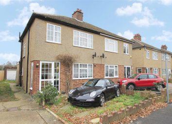 Thumbnail 3 bed semi-detached house for sale in Tavistock Road, Ickenham