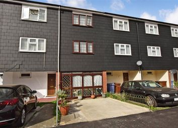 Thumbnail 3 bed terraced house for sale in Stellman Close, Hackney, London