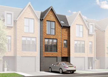 "Thumbnail 3 bed semi-detached house for sale in ""The Portland"" at Edge Lane, Droylsden, Manchester"