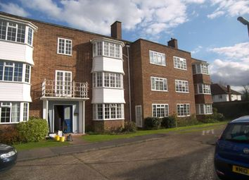 Thumbnail 2 bed flat to rent in Giggs Hill Gardens, Thames Ditton