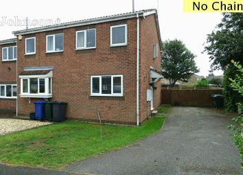 Thumbnail 2 bedroom semi-detached house for sale in Homestead Garth, Hatfield, Doncaster.
