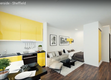 Thumbnail 1 bed flat for sale in Priestley Street, Sheffield