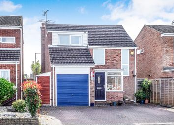 Thumbnail 3 bed detached house for sale in Field Barn Road, Hampton Magna, Warwick