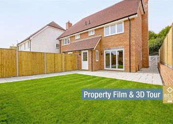 Thumbnail 3 bedroom semi-detached house for sale in Boreham Lane, Boreham Street, Hailsham