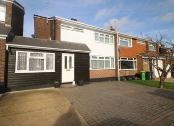 Thumbnail 4 bed semi-detached house for sale in Laburnum Grove, Hockley
